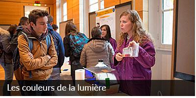 F te de la science chercheurs associ s doctorants - Couleur de la lumiere ...