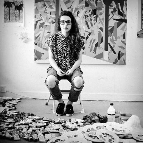 Amélie Bertrand - Sémiose Gallery Paris
